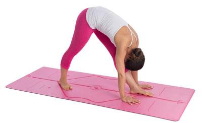 Какой коврик для йоги выбрать для занятий дома