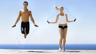упражнения для похудения на скакалке для женщин