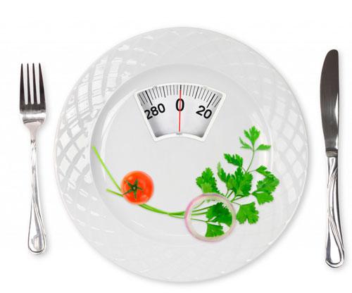 как сбросить вес в домашних условиях девушке с помощью питания