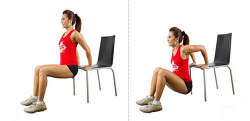 Схема тренировок в домашних условиях на неделю для похудения