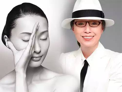 японский массаж лица