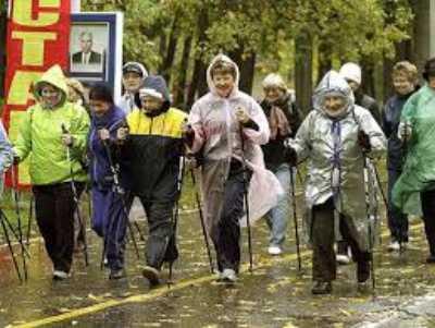 скандинавская ходьба для начинающих ошибки