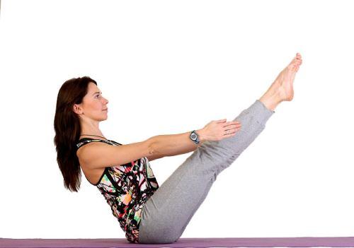 комплекс упражнений для спины дома