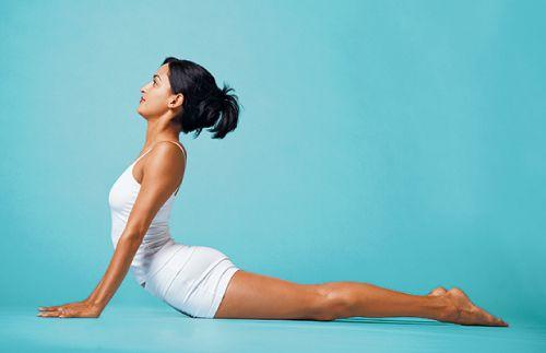 йога для спины асаны