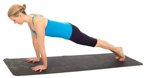 Схема тренировок в домашних условиях на неделю для похудения для женщин