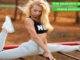 как разогреть мышцы перед шпагатом