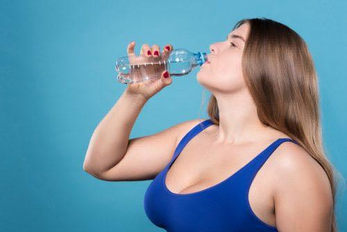 набор веса у женщин