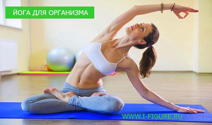 йога для организма