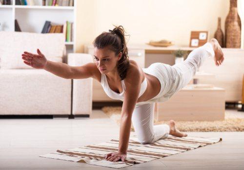 йога полезна организму