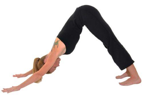 йога для женщин плоский живот