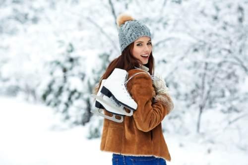 похудеть в зимних условиях