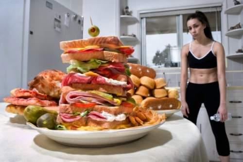 что едят после тренировки