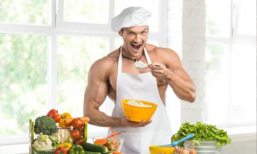польза творога для организма мужчин