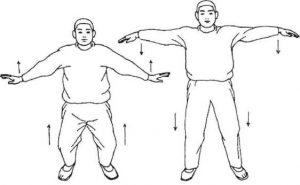 энергия ци упражнения цигун