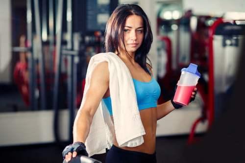 когда пить протеин для похудения