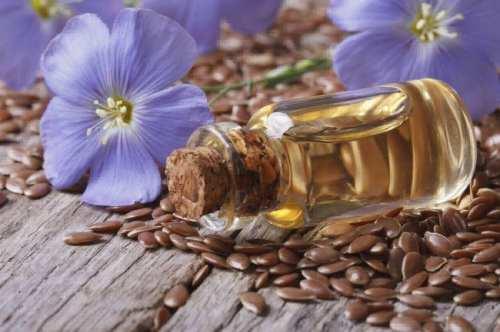 льняное масло натощак польза