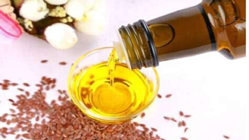 масло льняное натощак вред и польза