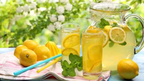 мед вместе с лимоном натощак