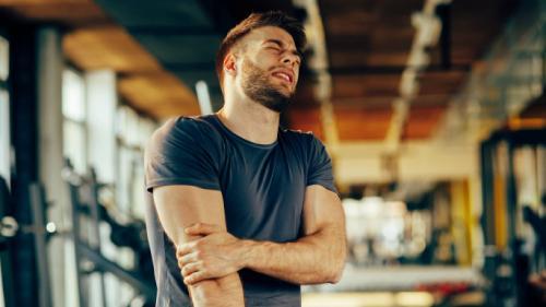 можно ли идти на тренировку, после того, как заболели мышцы