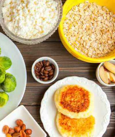правильные перекусы для здорового питания