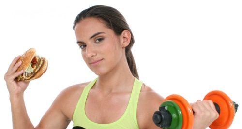 питание, способствующее наращиванию мышц