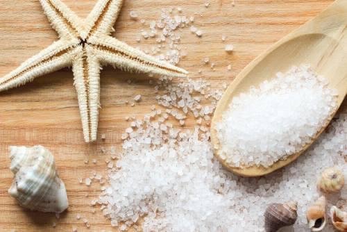 ванны с солью для похудения