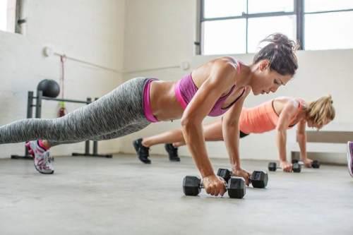 тренировки круговые для женщин