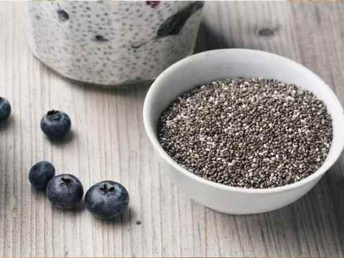 для похудения семена чиа