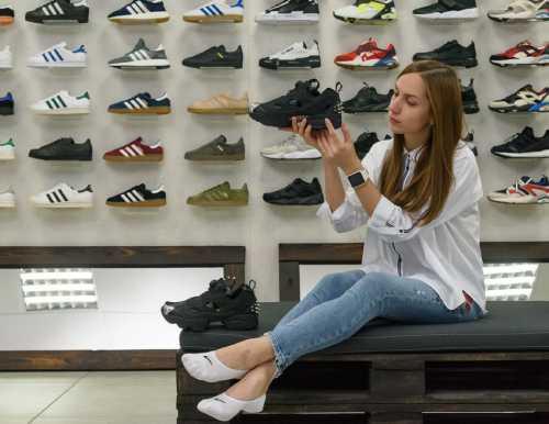 как выбирать кроссовки для спортивной ходьбы