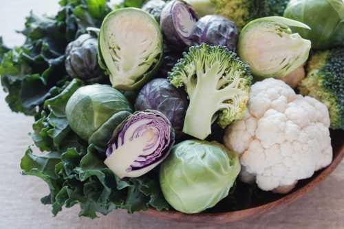 источники белка в овощах