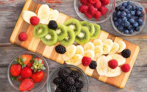 фрукты источники белка