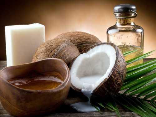 кокосовое масло употреблять