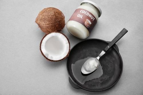 употребляем кокосовое масло