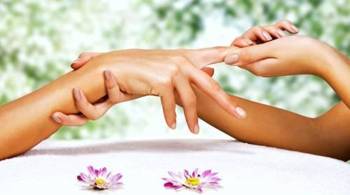 массаж рук для женщин