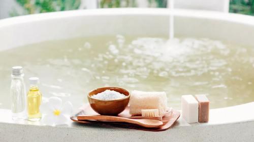 морская соль для ванн польза
