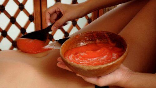 обертывания для тела с перцем