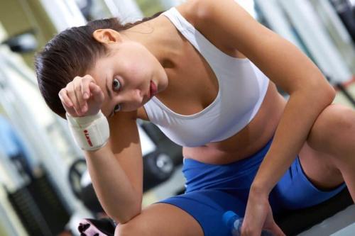 как отдыхать после тренировки