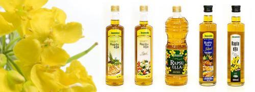 масло рапсовое для здоровья