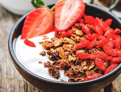 ягоды годжи из Китая