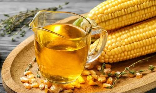 кукурузное растительное масло