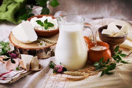 польза молока на завтрак женщинам