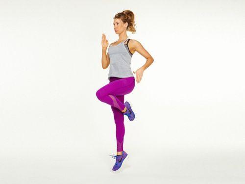 упражнения для общего похудения