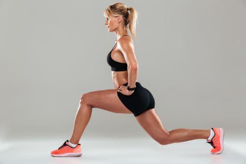 для похудения упражнения дома