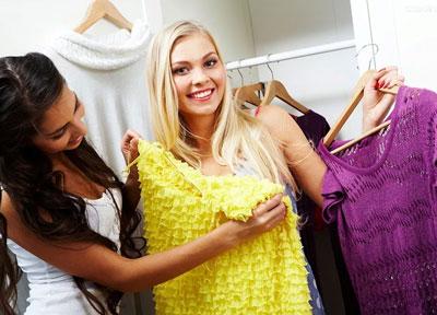 подружки одежда