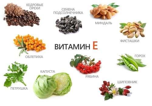 зачем витамин е_1