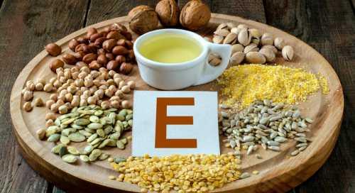 зачем витамин Е_4