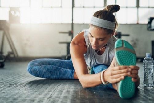 Болят мышцы после спортивной тренировки