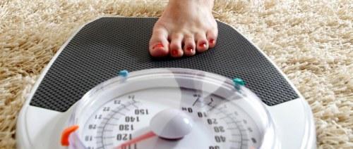 при правильном питании не уходит вес