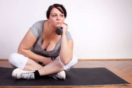психосоматические причины лишнего веса у женщин