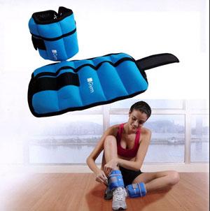 Упражнения для средней ягодичной мышцы с утежелителями